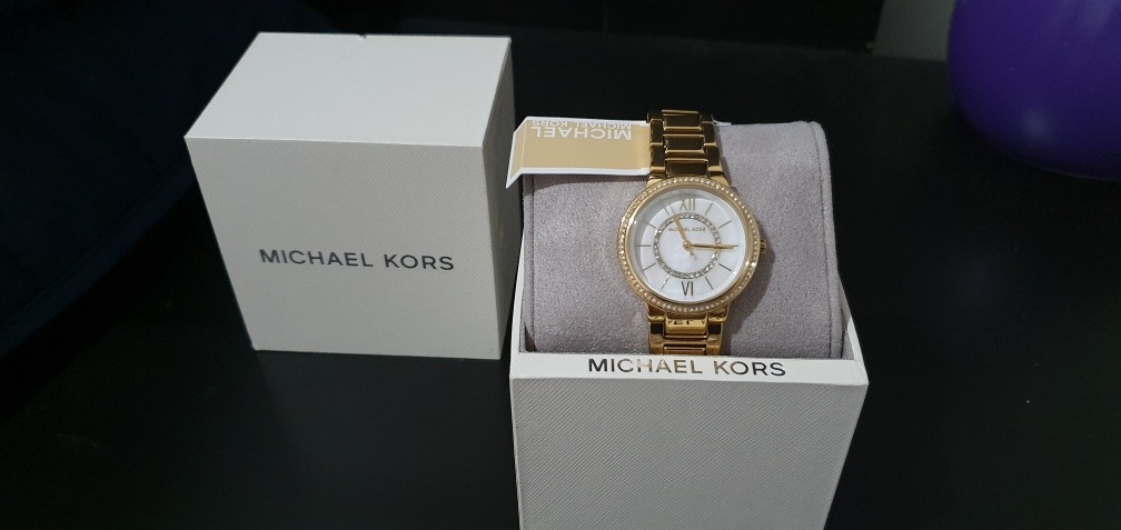 Edición Reloj Limitada Michael Kors Dama XZiPku