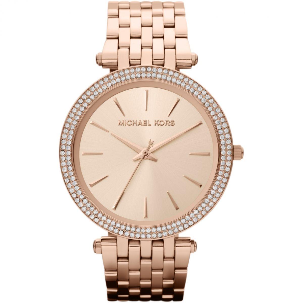 62d16108a51d reloj michael kors darci mk3192 oro rosa dama original. Cargando zoom.