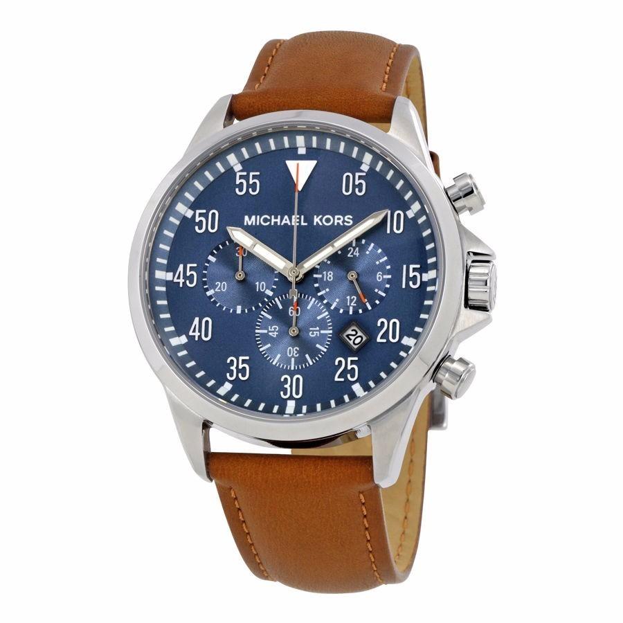 Reloj Hombre Mk8490 Michael Kors Gage 0PXNk8nwOZ