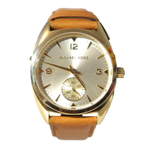 reloj michael kors golden mod. mk2373