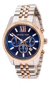 Importado Reloj Michael Mk8412 Kors Hombre Original Por RLjA354