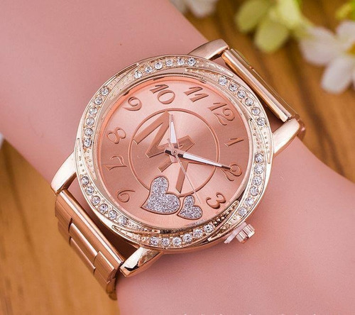 reloj michael kors mk importados color  rose gold