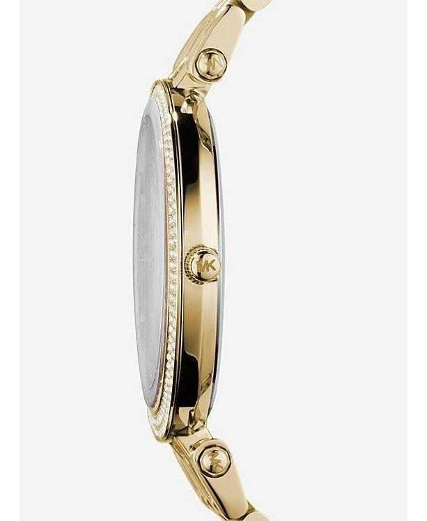 Reloj Michael Kors Mk Mk3191 Dorado Original Dama