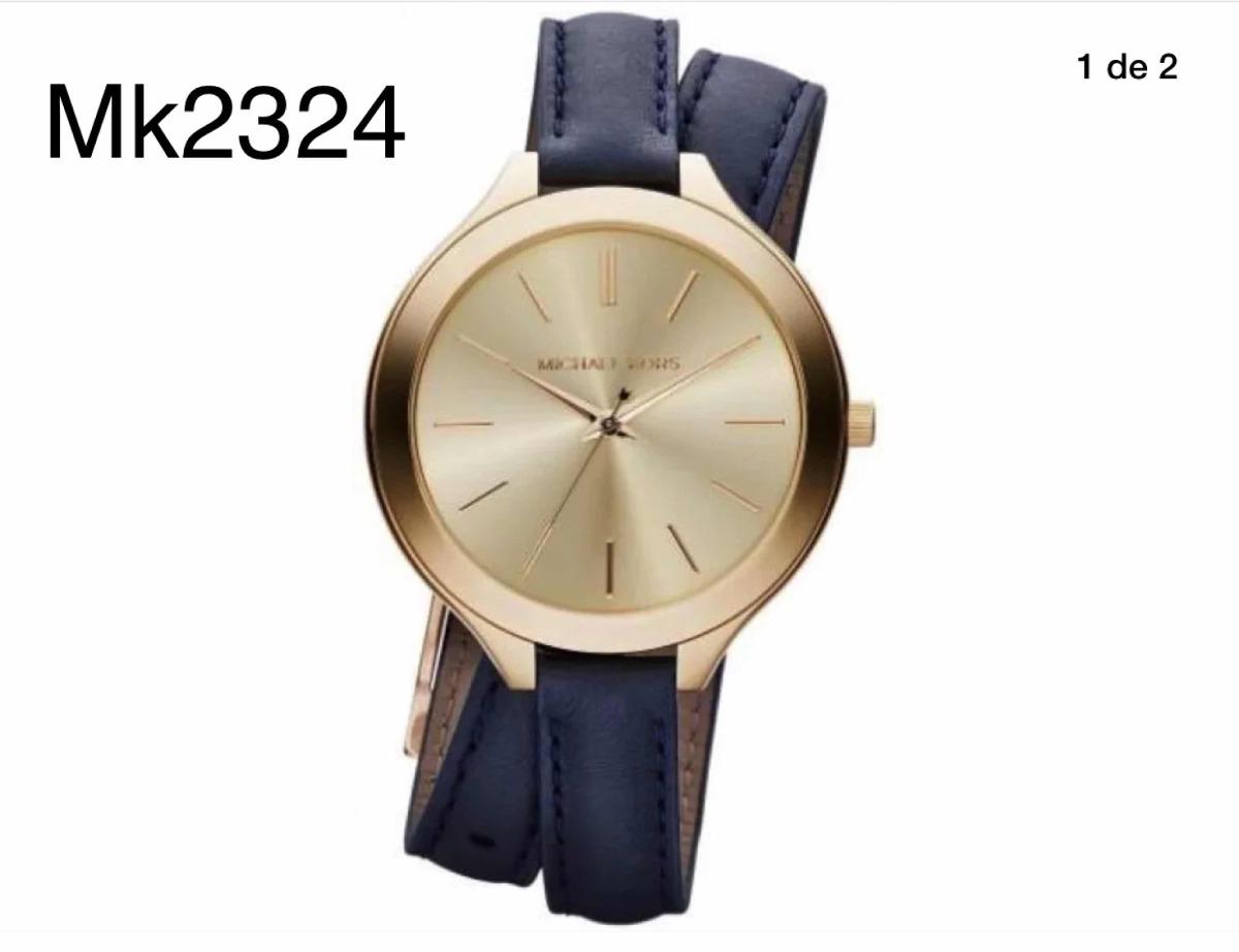 ccea61499766 reloj michael kors mk2324 100% nuevo y original para dama. Cargando zoom.