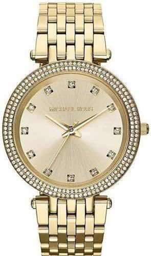 04475ff12046 Reloj Michael Kors Mk3216 100% Nuevo Y Original Para Dama ...