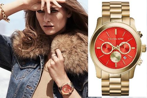reloj michael kors mk5930 original sellado nuevo en caja