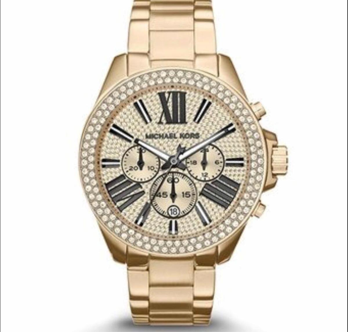 4f922e58ab3d reloj michael kors mk6095 100% nuevo y original para dama. Cargando zoom.