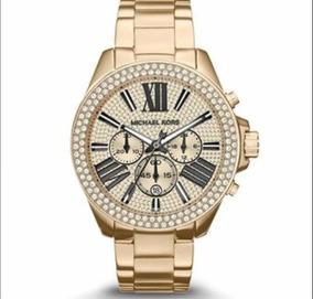 Kors 5292 Libre México Mercado Michael En Reloj Mk Blanco Rj34L5A