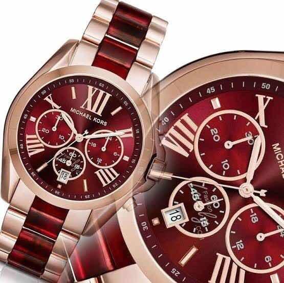 1c5aa41d8206 Reloj Michael Kors Mk6270 100% Nuevo Y Original Para Dama ...