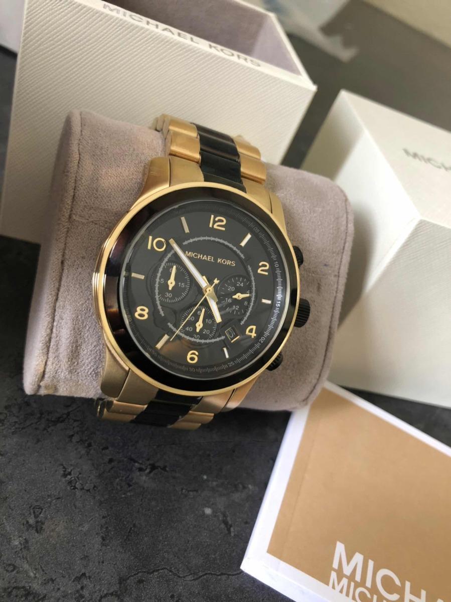 4d5fd8955cb1 Reloj Michael Kors Mk8265 100% Nuevo Y Original Para Hombre ...