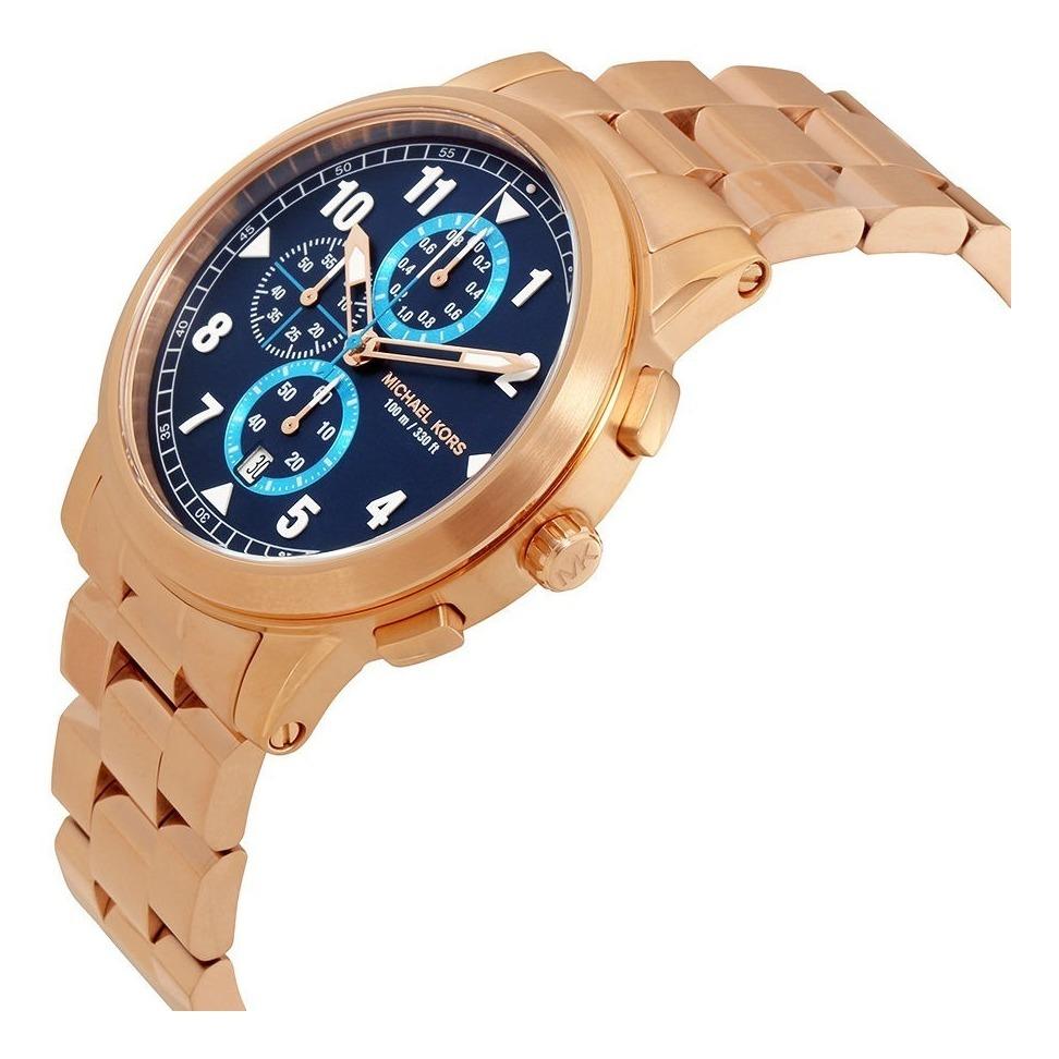 Reloj Michael Kors Mk8550 44mm Nuevo Original