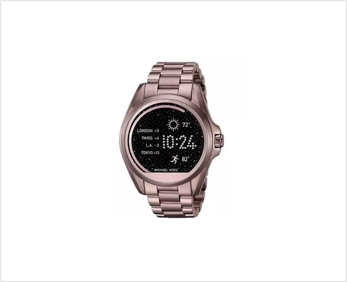 Michael Mkt5007 Smart Rosa Watch Reloj Kors Oro Mujer CxBoeWrd