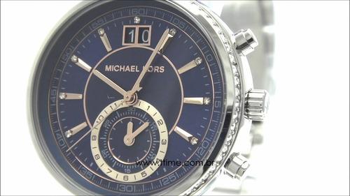 Kors Mujer Mk6224 Michael Original Sawyer Importado Reloj iOXuPZk