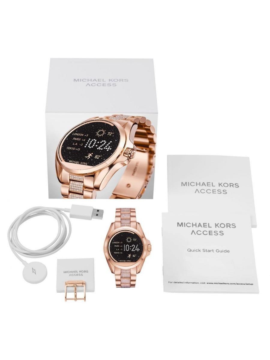 Michael Original Mk5784 Reloj 12 Watch Si Kors Smart Meses KuF1cTlJ35
