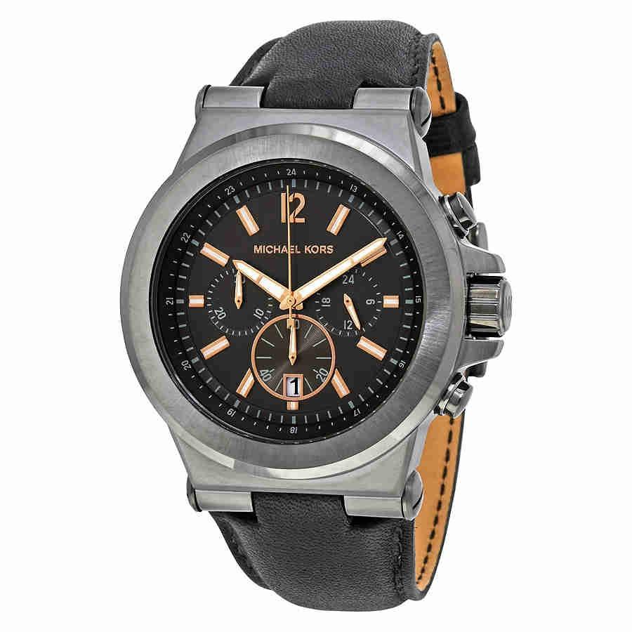 Reloj Michael Kors Para Hombre Mk8511 Tono Gris
