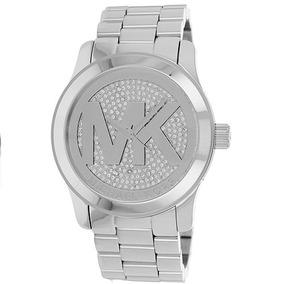 Kors Mk5544 De Tono Reloj Michael Plata Para Mujer Acero 8n0OPkw