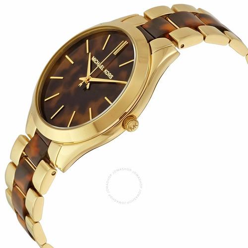 reloj michael kors runway mk4284 mujer