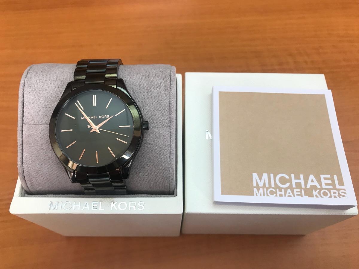 Runway Kors Michael Slim Reloj Mk3731 yv6gI7Yfbm