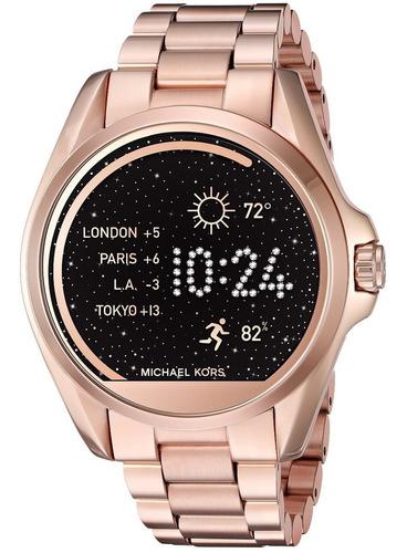 reloj michael kors smart, touch, precio $580. nuevo.
