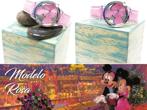reloj mickey mouse retro nuevo modelo 2019 + precio mayoreo