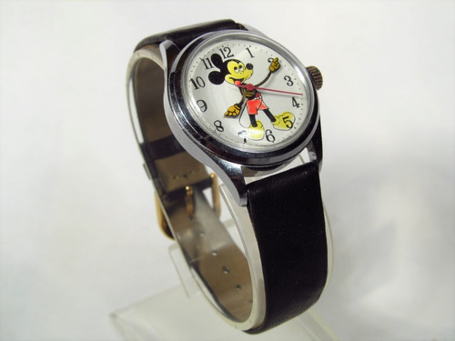 reloj mickey mouse vintage envío gratis