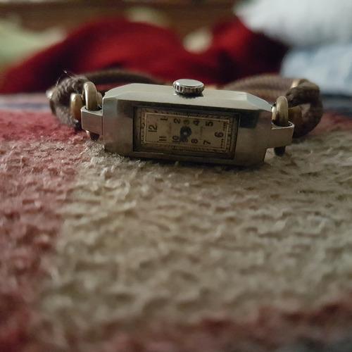 reloj mido antiguo 17 rubi marca mido arequipa de coleccion