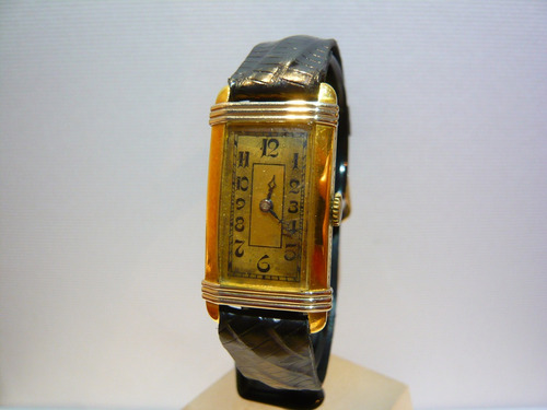 reloj mido art deco año 1930 oro !!! orologi d'epoca