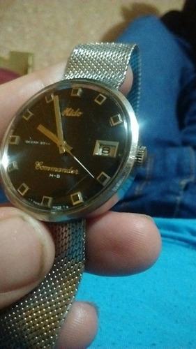 reloj mido automatico commander
