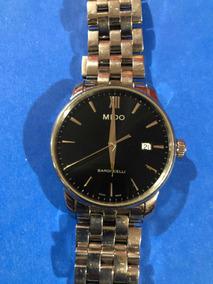 eb4f5e630590 Reloj Mido Baroncelli Negro - Reloj para de Hombre Mido en Mercado Libre  México