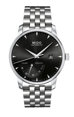 reloj mido baroncelli reserva de marcha hombre m8605.4.18.1