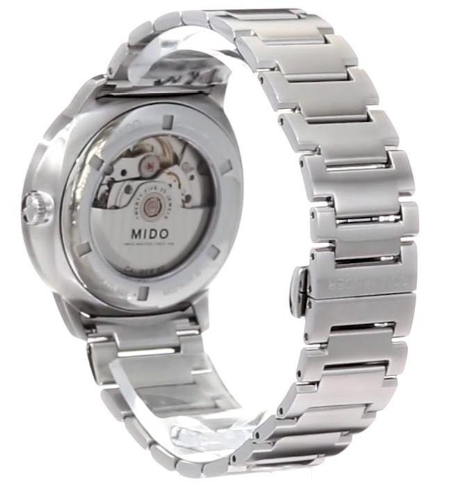 6231cfb6f790 Reloj Mido Commander 2 Automático M0216261106100 P caballero ...