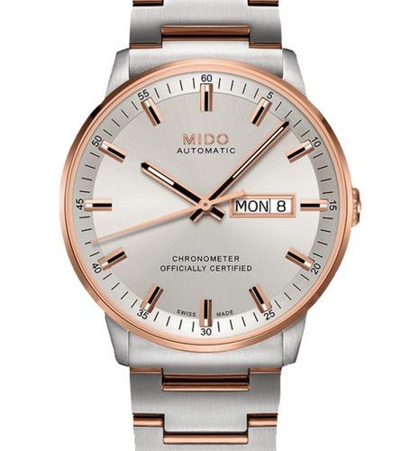 reloj mido commander il auto chronometer m021.431.22.031.00