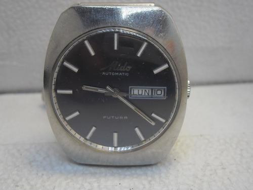 TISSOT VINTAGE POWERMATIC 80 Reloj automtico de oro suizo
