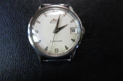 reloj mido multifort-powerwind vintage