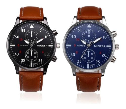 reloj migeer nuevo modelo original casual elegante