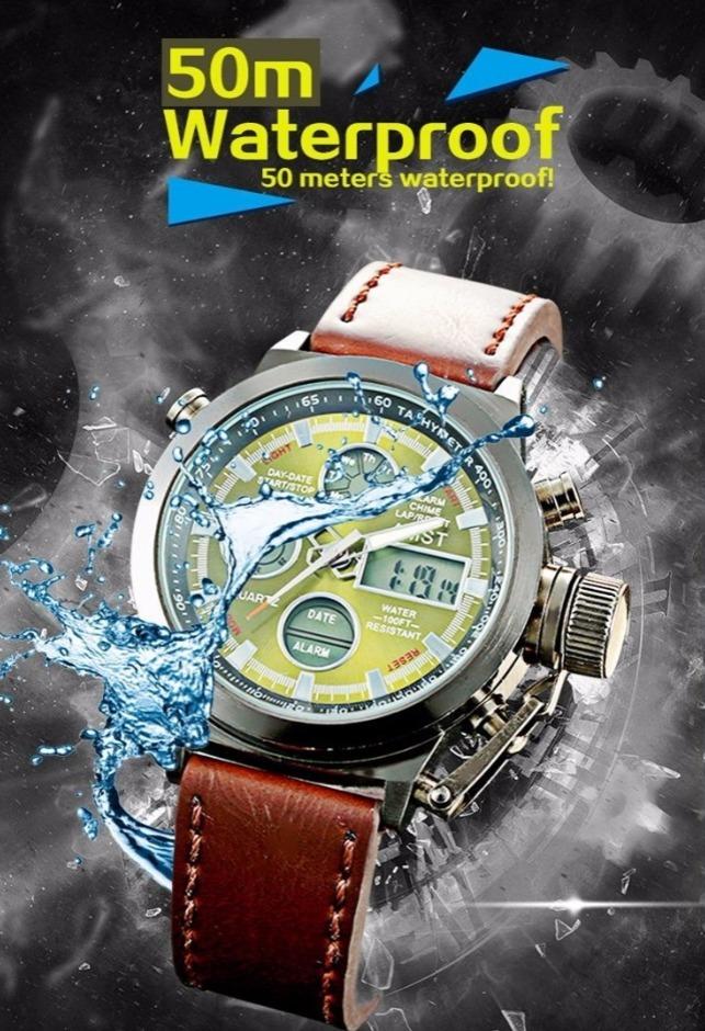cd300359290b reloj militar amst original importado en caja no imitación. Cargando zoom.