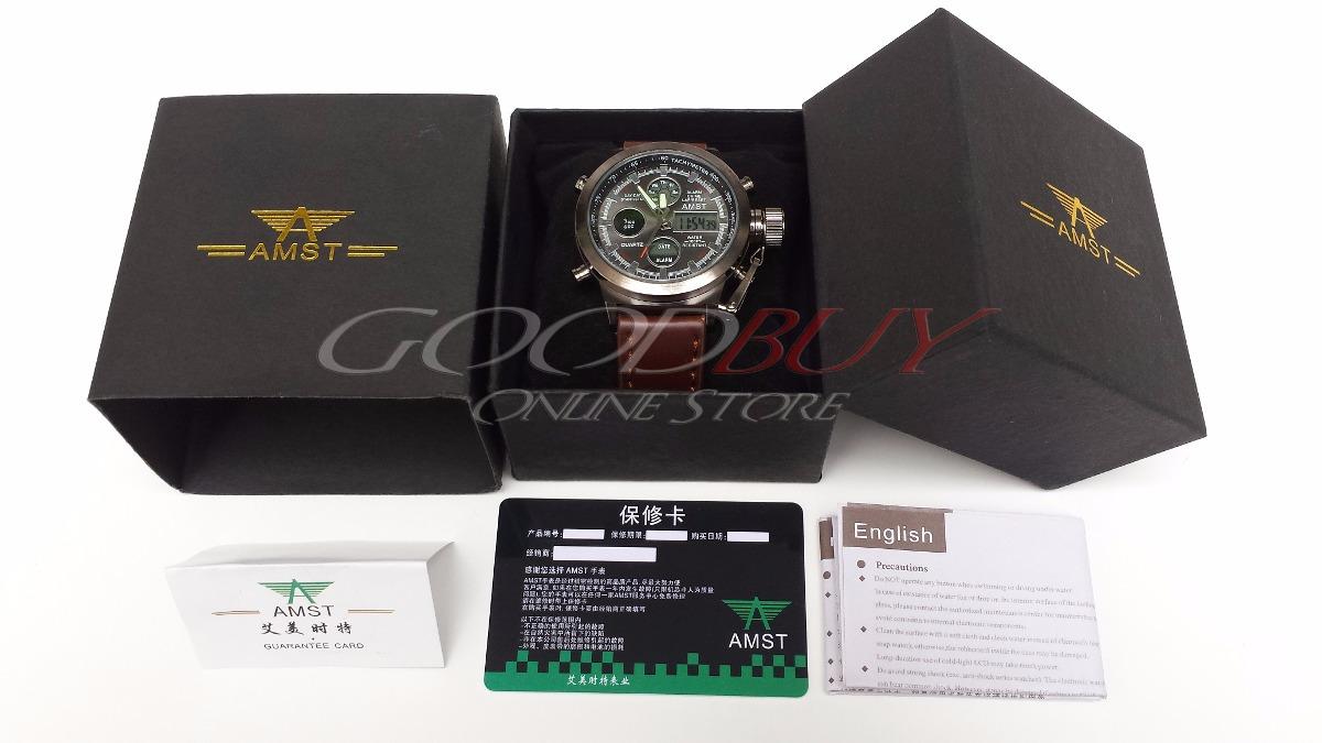 c17c8b86e370 reloj militar amst original importado hombre. Cargando zoom.