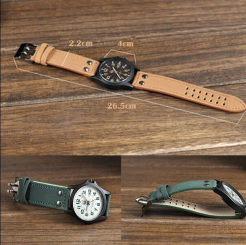 reloj militar hombre moda casual caballero calidad premium