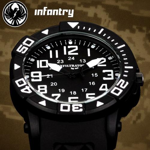 reloj militar infantry infiltrator