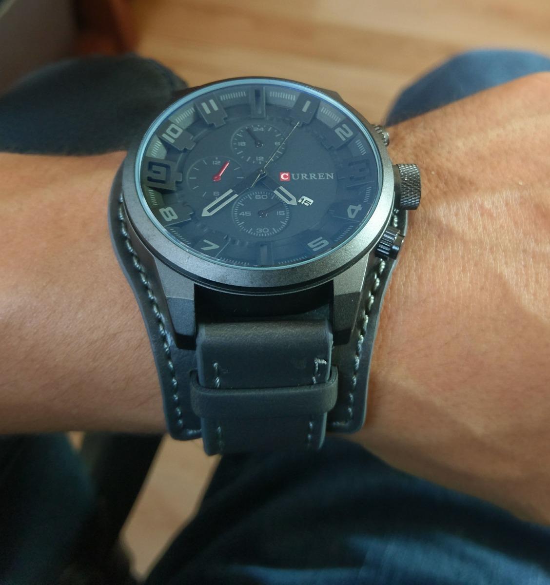 reloj militar moderno hombre analogo current envio gratis. Cargando zoom. fd43d3b66076