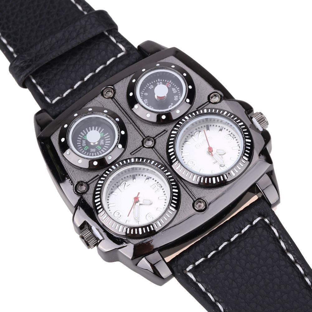 f1d583e15de7 reloj militar oulm deportivo para hombre. Cargando zoom.