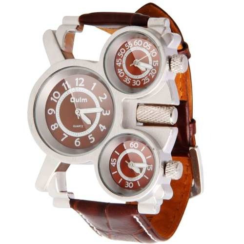 reloj militar oulm modelo hp1167-l01 masculino