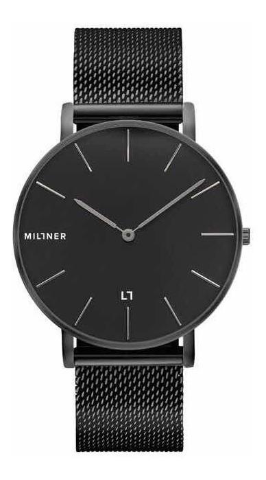 Millerco Pulso Maya En Silver Reloj De O0wXnP8k