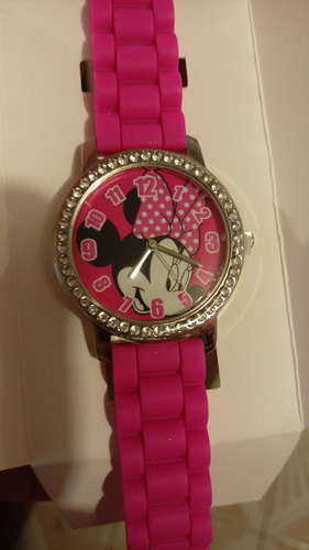 reloj mimi mickey rosa envio gratis inotech