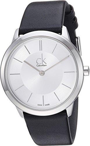 De Reloj Klein Minimalista K3m221c6 Calvin Unisex Rj54AcS3qL