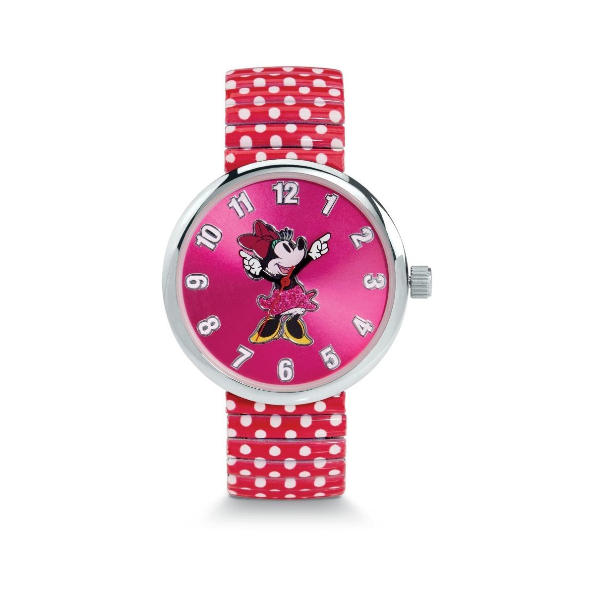 Mouse Minnie Minnie Reloj Reloj Mouse Reloj Minnie cl3JFTK1