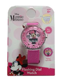 907fe2d18 Reloj De Minnie Mouse en Mercado Libre México