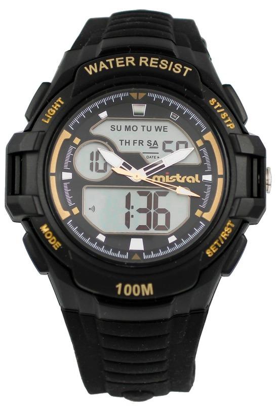 29470f8c59d1 Reloj Mistral Análogo Digital Gadxmk1a Hombre