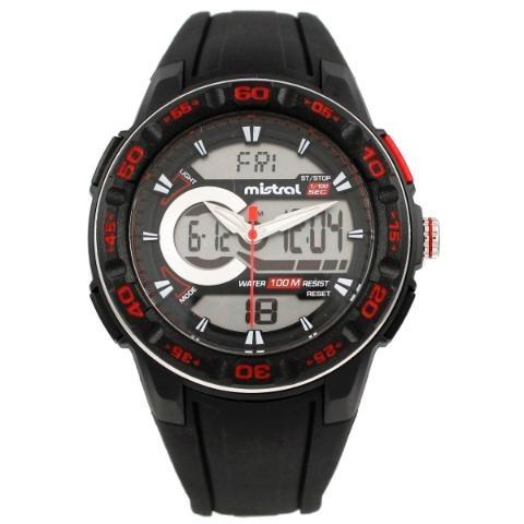 87f216e5ca6d Reloj Mistral Análogo Digital Gadz07004 Hombre