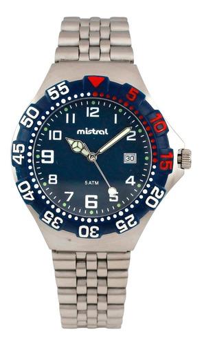 reloj mistral gsw-244-2b agente oficial barrio belgrano